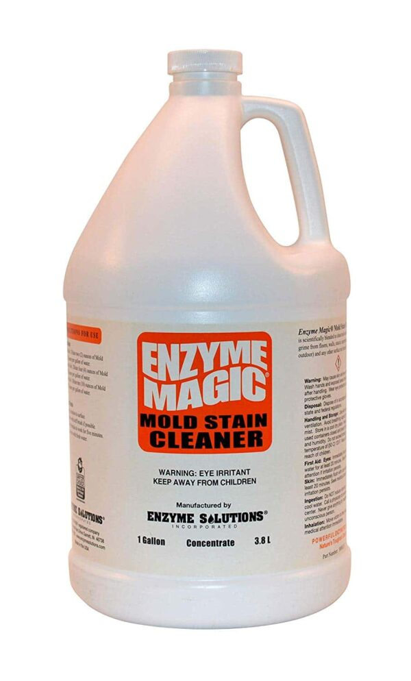 Enzyme Magic Bottle