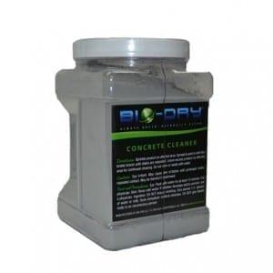 Concrete Stain Remover >> Bio Dry Concrete Cleaner 3 Lb Driveway Oil Stain Remover