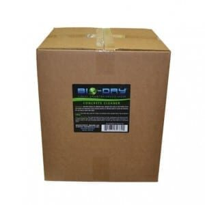 concrete cleaner 45lb container