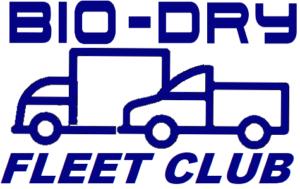 Bio Dry Fleet Club Square Logo