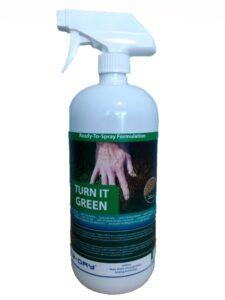 Turn It Green Spray Bottle RTU