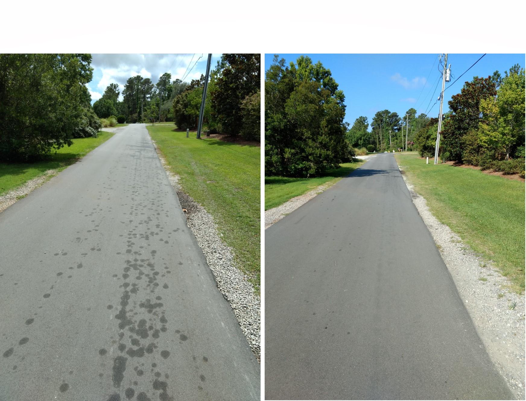 asphalt cleaner