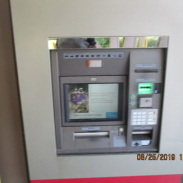 ATM Cleaning Services COVID-19 Coronavirus Edition